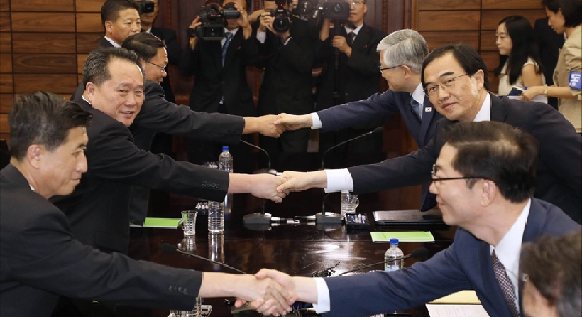 Joint Press Release from the Fourth Inter-Korean High-Level Talks